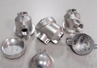 Ferritic Stainless Steel Investment Casting